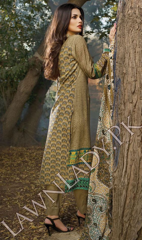Buy Orient Lawn 2016 Collection Online. Master Replica, 3Pcs Embroidered Lawn Suit with Chiffon Dupatta. Cheap Price. Good Quality