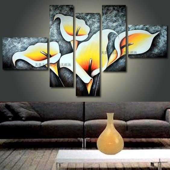 Pintura sin marco ee uu murales pintados a mano de - Murales pintados a mano ...