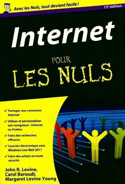 Internet Pour Les Nuls Gratuit Pdf : internet, gratuit, Internet, Carol, Baroudi, Livre, 510802, 2460453, Nuls,, Informatique, Téléchargement