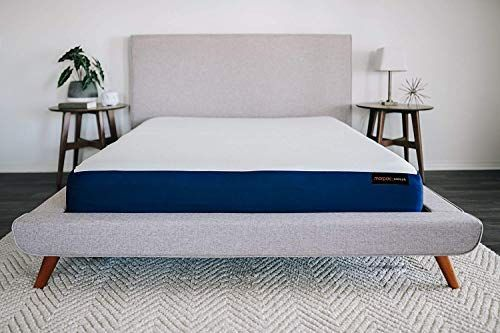 Yogabed Unplug King 10 Inch Mattress 8 Inch Base 2 Layer Gel Memory Foam System Bed In A Box Thermocool Knit Stretch Co Box Bed Mattress Gel Memory Foam