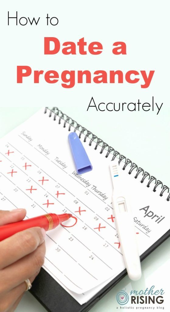 Knowing how to date a pregnancy is important because it impacts decisions made in the last month of pregnancy. Here is how to date a pregnancy using the signs and symptoms of your fertility instead of simply the first date of your last menstrual period.