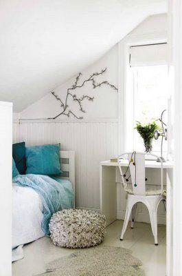 peaceful bedroom color scheme
