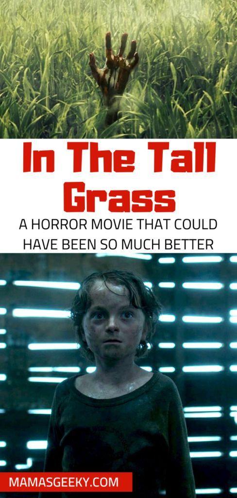 In The Tall Grass Review A Mess Of A Horror Film Horror Tall Grass Grass