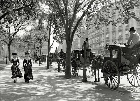 New York City 1900