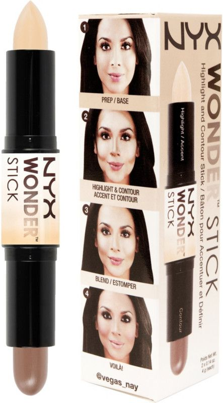 Shade Universal Nyx Cosmetics Wonder Stick | Ulta Beauty (target carries too)