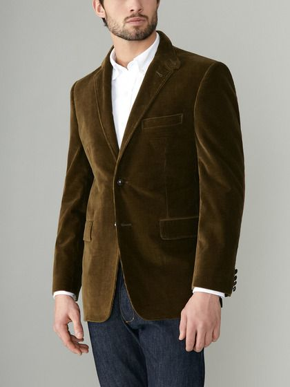Style Over 50: The Essentials: Brown Corduroy Jacket | Shop Men's ...