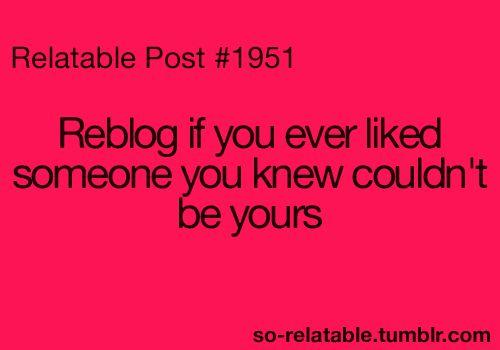Relatable Love Quotes: Love Truth True Reblog Crush