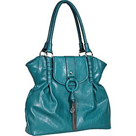 Jessica Simpson  Charlote N/S Shopper - Emerald - via eBags.com!