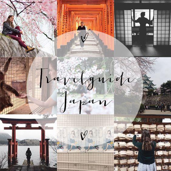 Travelguide Japan!