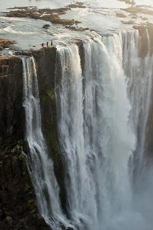 Cataratas de Victoria, Zambia