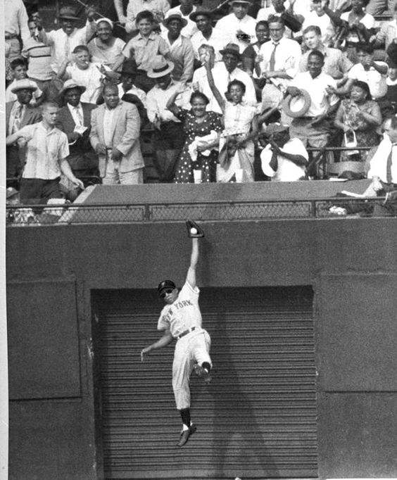 Willie Mays, New York Giants