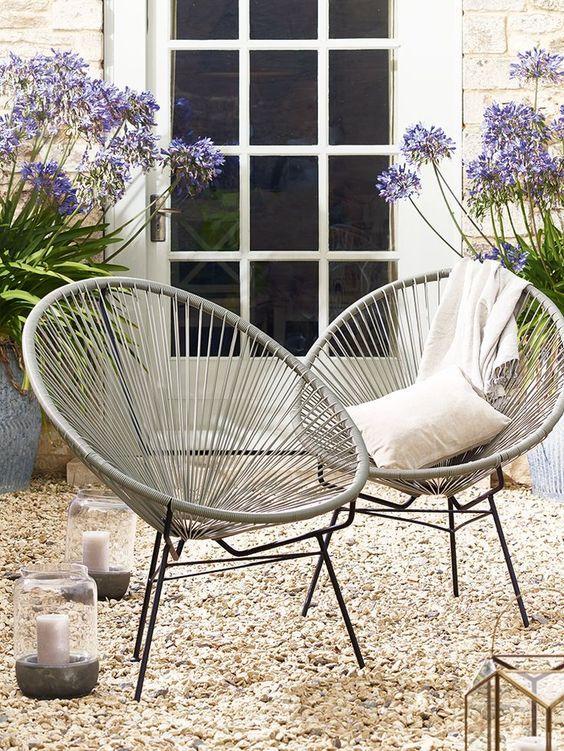 Garden Chairs Garden Chairs Gartenstuhle Chaises De Jardin