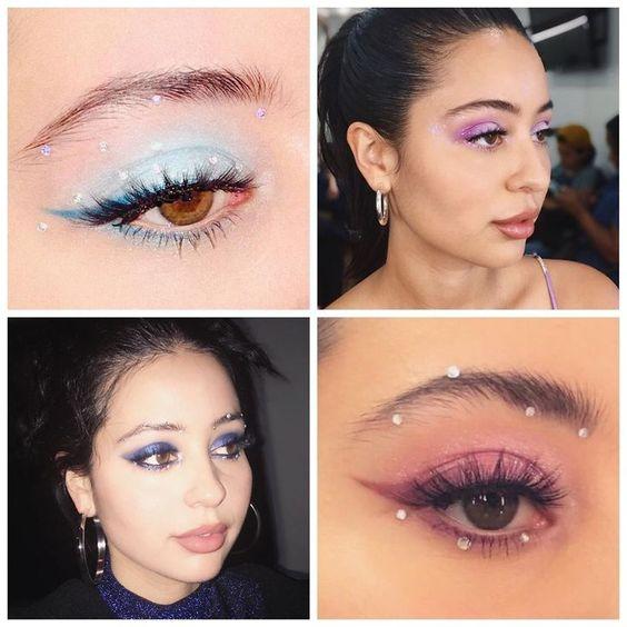 #euphoria #euphoriahbo euphoria hbo, euphoria aesthetic, euphoria bts, euphoria makeup, euphoria style, euphoria series, euphoria, euphoria maddy, alexa demie #alexademie,neon eyeshadow, neon eyeshadow looks, #neoneyeshadow, neon eye makeup, euphoria alexa demie, euphoria maddy makeup