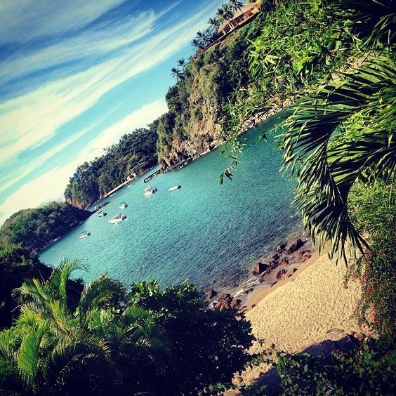 Playa Rosa Careyes