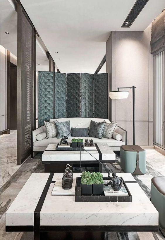 Pure Home Decor Concept