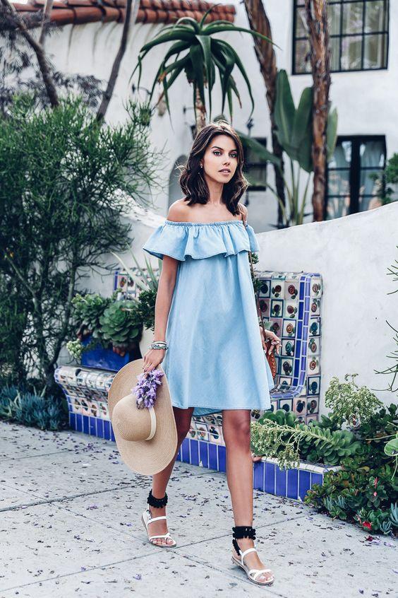 Hombros al descubierto | Fashion Diaries | Blog de moda