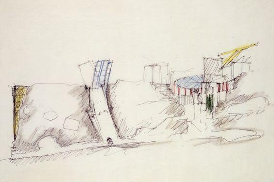226_Museum im Mönchsberg / 1990 - 1999 / Chronologisch / Architektur / Home - HANS HOLLEIN.COM