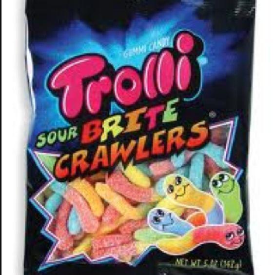 Trolli gummy candy