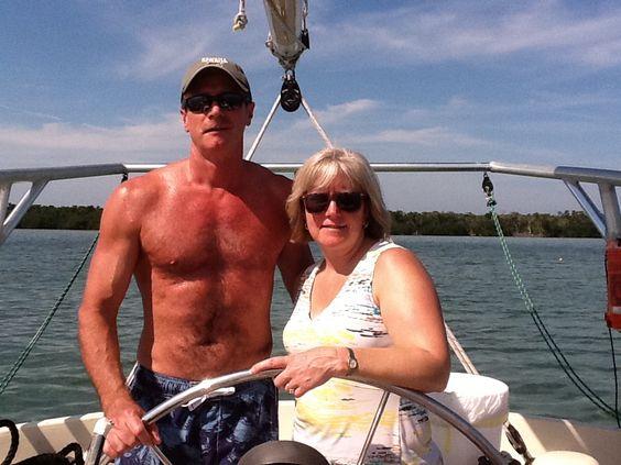 Sailing in Key West, FL