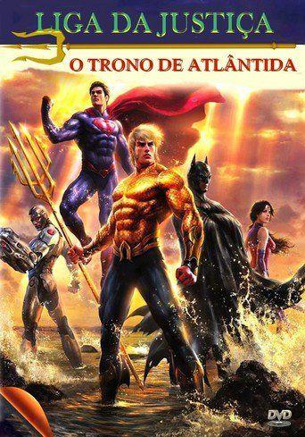 Assistir Liga da Justiça: O Trono de Atlântida online Dublado e Legendado no Cine HD