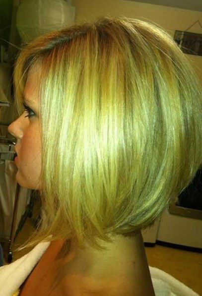 Awesome Bob Haircuts Bobs And Haircuts For Fine Hair On Pinterest Hairstyles For Men Maxibearus