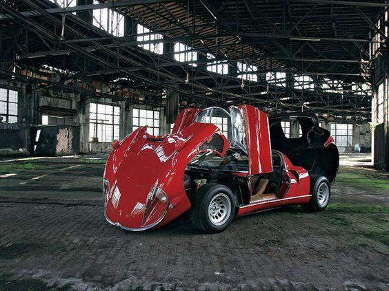 1968 Alfa Romeo 33 Stradale   Cool Cars Blog