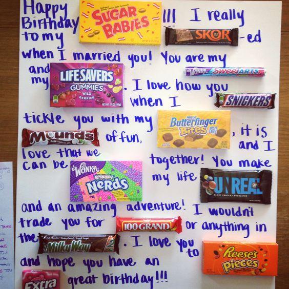 Candy Birthday card Popularwiththepoplinsblogspotcom Crafty