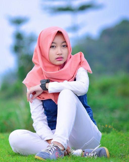 Gadis Hijab Cantik Single Mencari Jodoh Comel Beautiful Hijab Hijab Casual Hijab