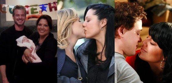 Sara Ramirez dio vida a Callie Torres, primer personaje bisexual de Grey´s Anatomy