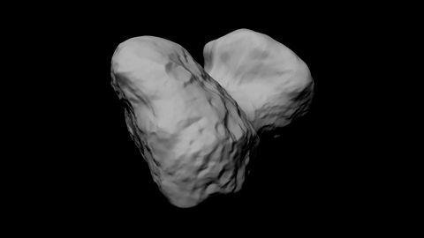Otra Realidad Misterios y Conspiraciones: El Secreto Mensaje del Cometa 67P