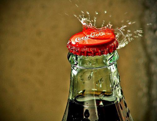 Destapa Coca-Cola
