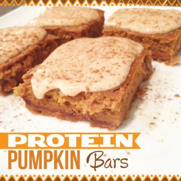 Jamie Eason Pumpkin Protein Bars {Clean Eating} « Made with Love Made with Love