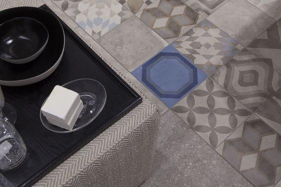 showroom Cerim @Florim Ceramiche Ceramiche Gallery #florim #gallery #florimgallery #vintage #tiles #cerim