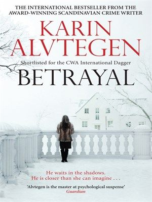 Cover image for Betrayal: