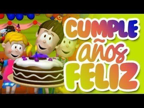Biper Y Sus Amigos Feliz Cumpleaños Youtube Birthday Cake Birthday Cake
