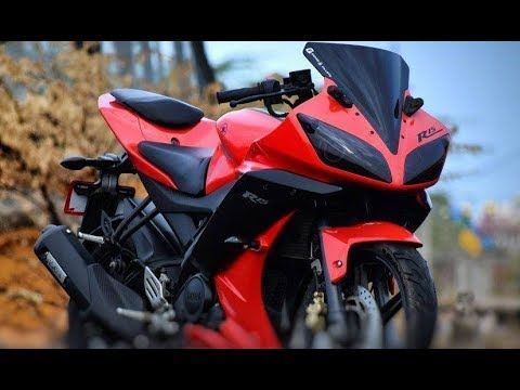 Yamaha Yzf R15 Gf Edition Modified By Chennai Based By Gears