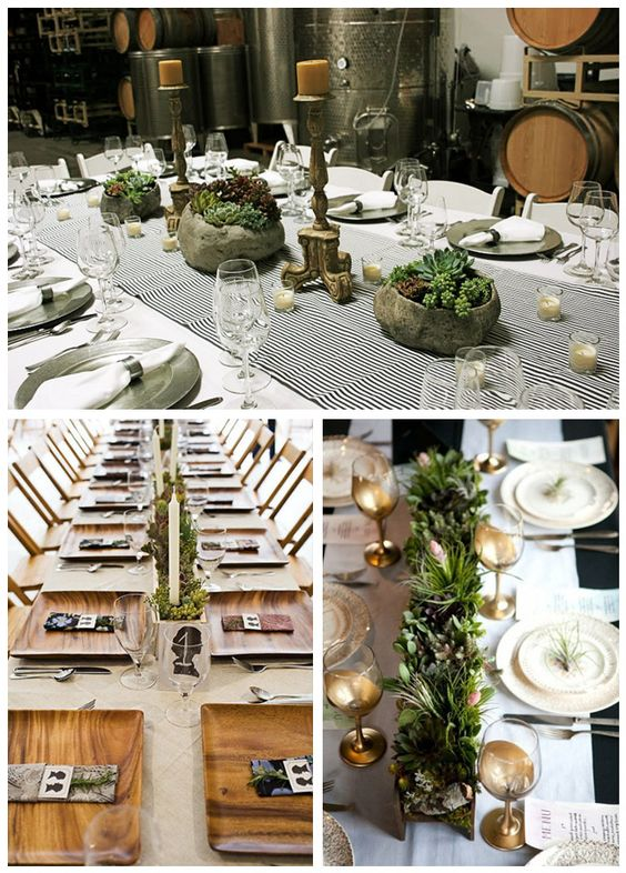 Weddings that aren't so girly and frilly