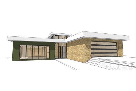 House plans, Modern house plans and Bathroom modern on Pinterest