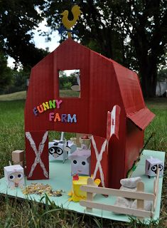 Down On Goulbourn's Farm - Kid's Workshop