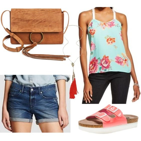Casual outfit idea from #TargetStyle | www.wearitforless.com
