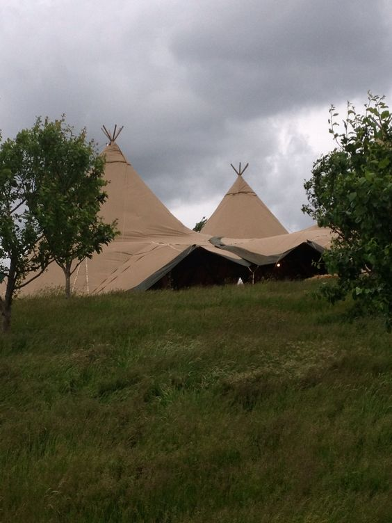 Terrific Tipis from World Inspired Tents. Www.worldinspiredtents.co.uk