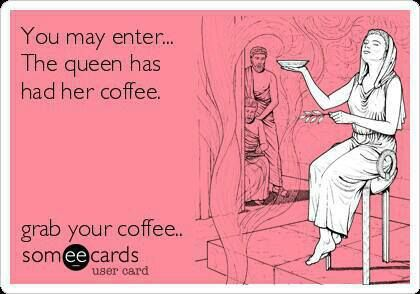 You May Enter....