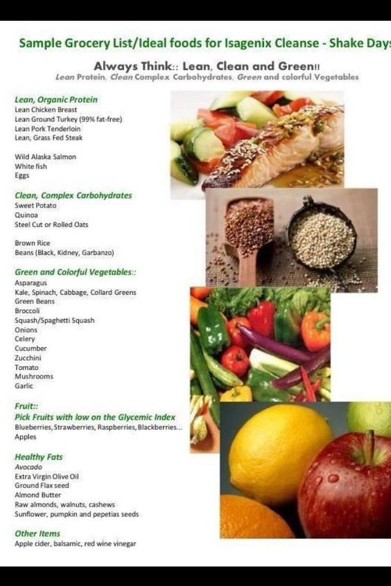 Isagenix  Day Snack Ideas Healthy Snacks  Isagenix Food