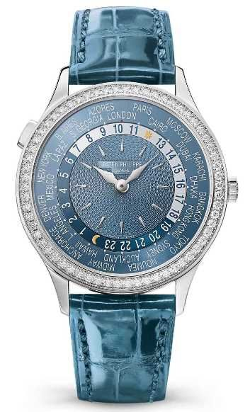 Patek Philippe Ladies' World Time Ref. 7130