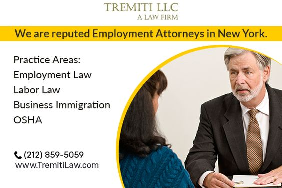 An Employment Law Attorney Handles All Aspects Of Pertaining Law