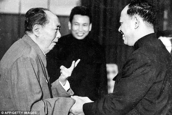 mao zedong genocide The worst genocides of the 20th and 21st centuries (notably stalin's and mao's cases) final solutions - mass killing and genocide in the 20th century.
