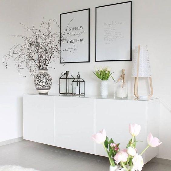 """IKEA Deutschland auf Instagram: """"Glasplatte auf #BESTÅ - clevere Idee @lieblings.deko #Regram #meinIKEA"""""""