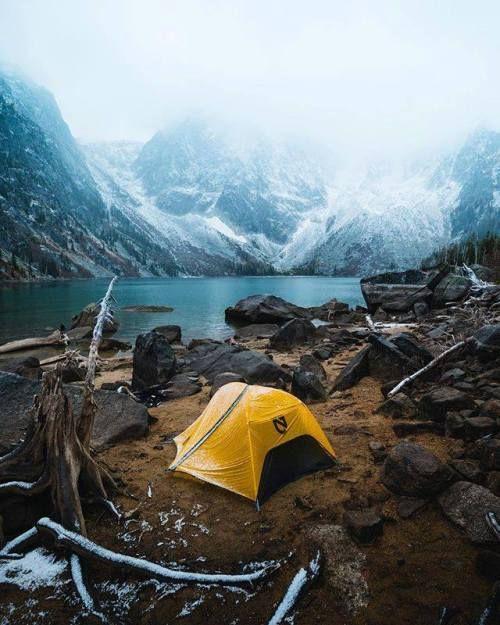 Colchuck Lake -  Dylan Kato     #adventure #travel #wanderlust #nature #photography
