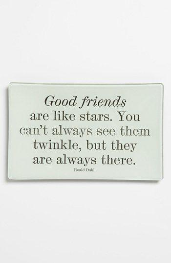 Citaten Roald Dahl : Good friends are like stars teksten lyrics pinterest