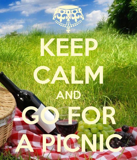 go on a picnic